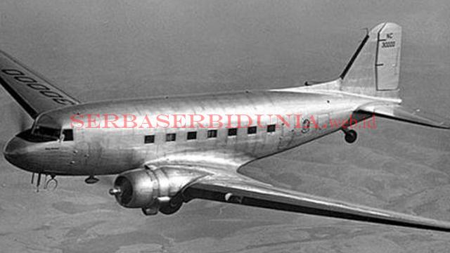 Pesawat Hilang 35 Tahun Dan Muncul Lagi