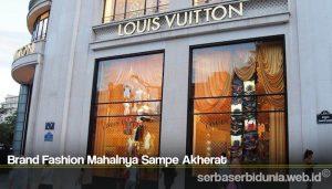 Brand Fashion Mahalnya Sampe Akherat