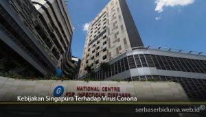 Kebijakan Singapura Terhadap Virus Corona