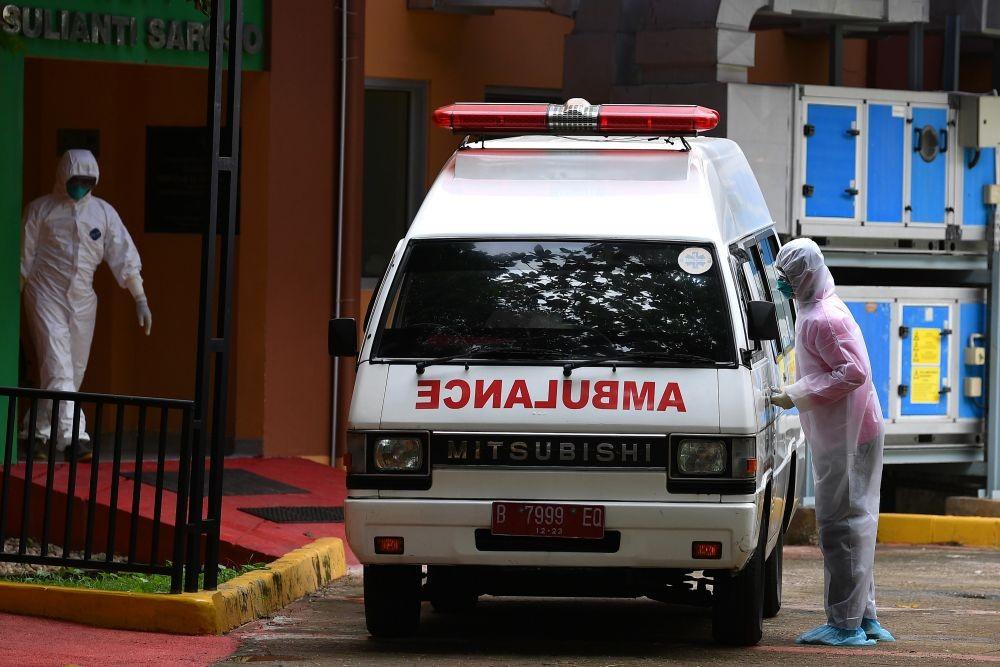 Data Lengkap Terbaru Kasus Virus Corona di Indonesia